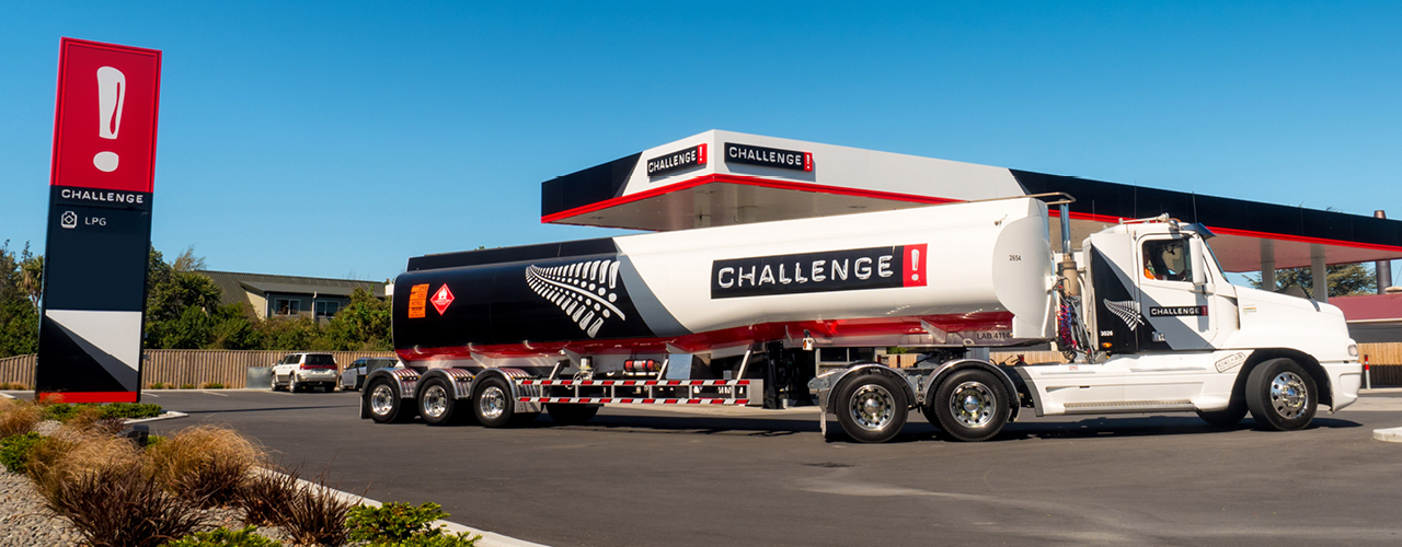 Challenge Fuel, Locally Owned Petrol Stations in New Zealand